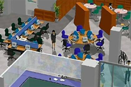 ICC オフィスデザイン